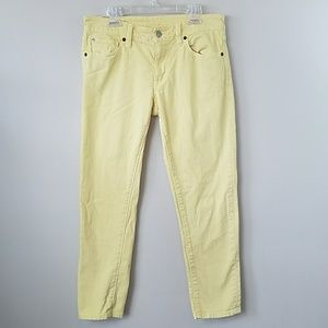 Ralph Lauren Denim & Supply Crop Skinny Jeans